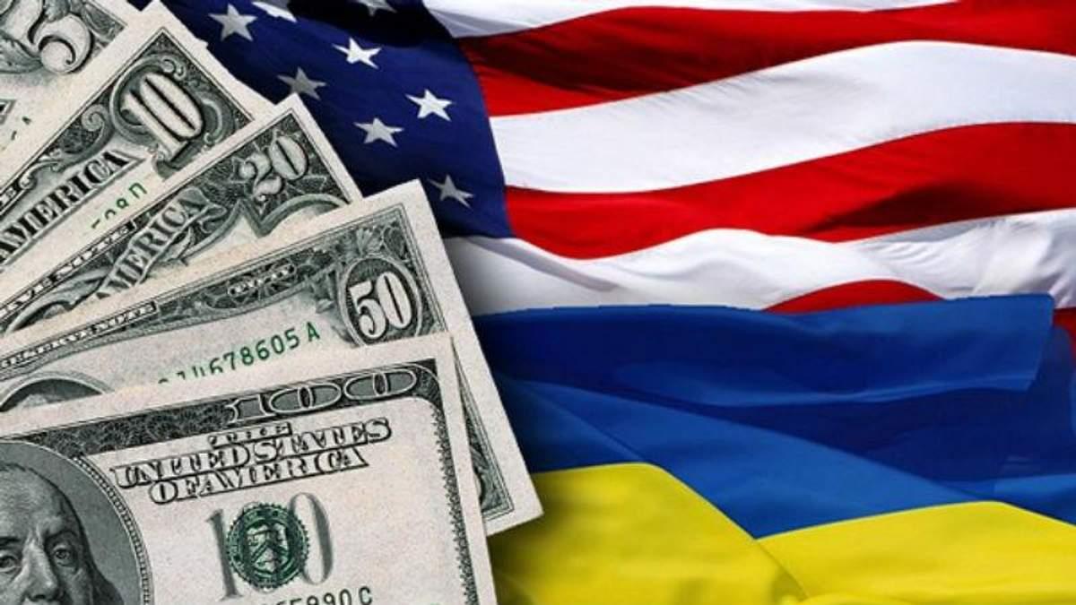 Сотрудничество Украины и США