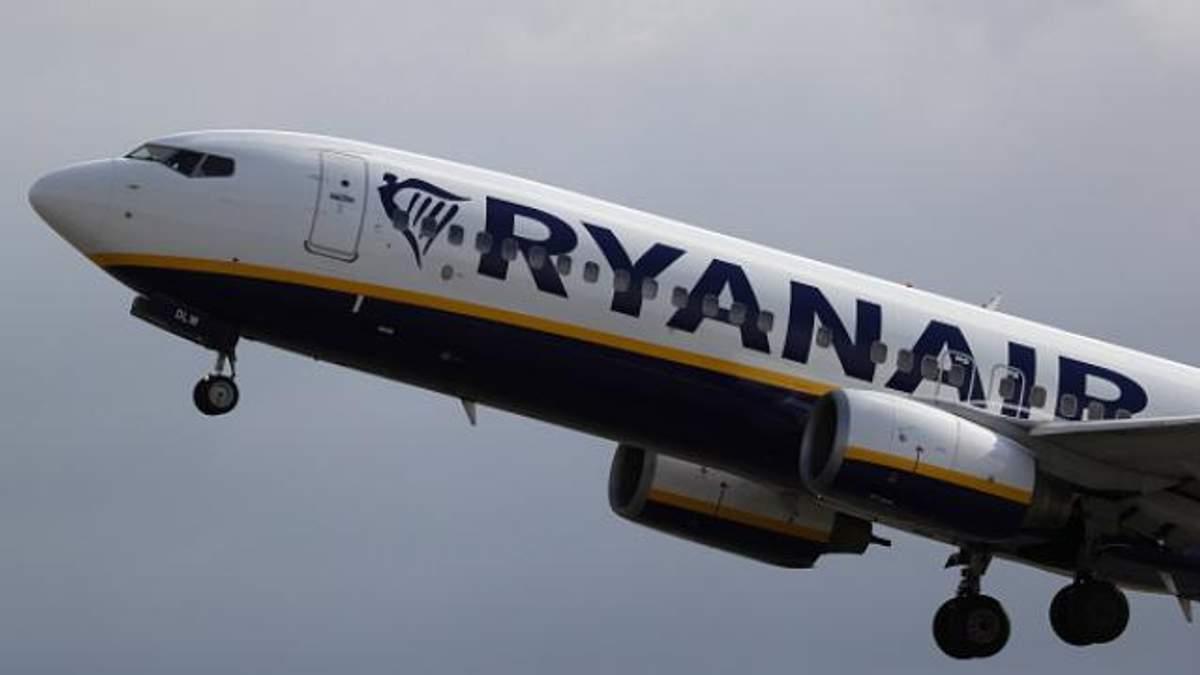 Куда Ryanair будет летать со Львова: объявлен перечень маршрутов