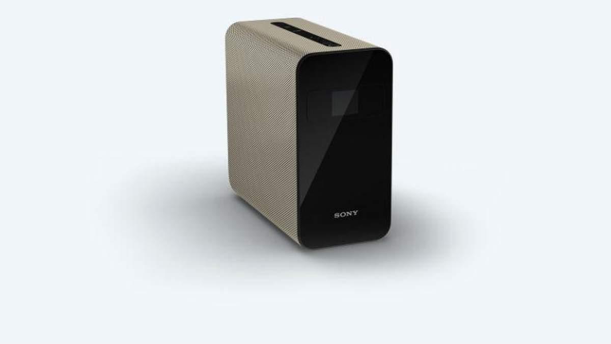 Хperia Touch – уникальный проектор, который превращает любую поверхность в сенсорный интерфейс