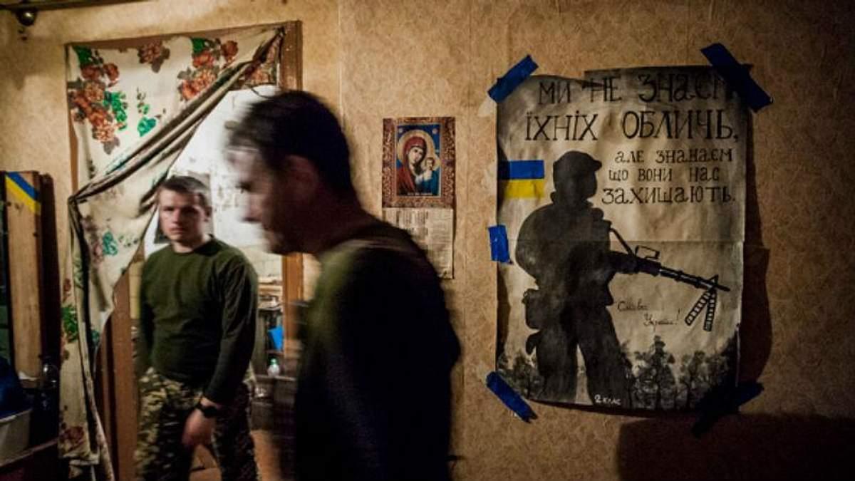 Боевики обстреляли поселок вне линии разграничения, есть раненые