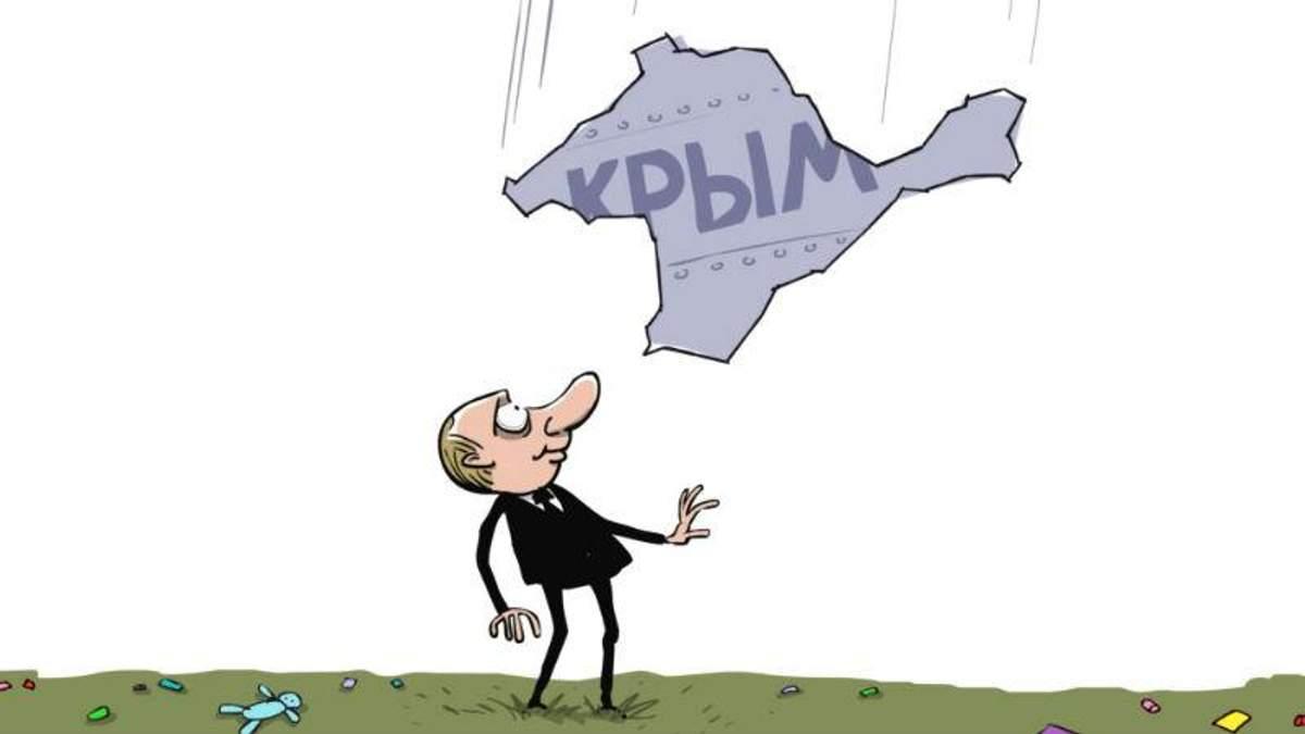 Скільки росіян не визнають анексію Криму: результати опитування