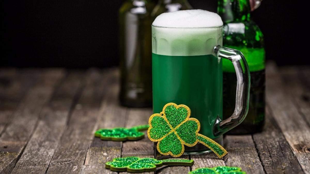 Тест до Дня святого Патрика 2020 – який ти алкоголь