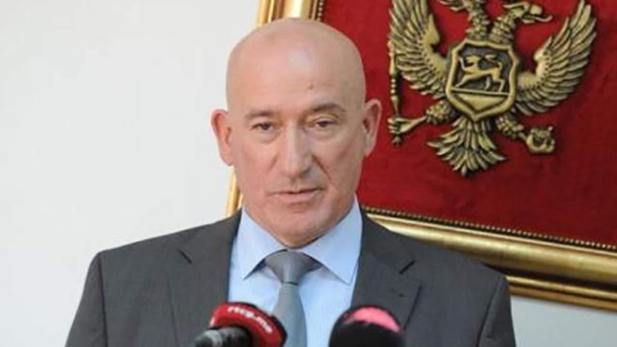 Переворот в Черногории организовывал агент из России, – свидетель
