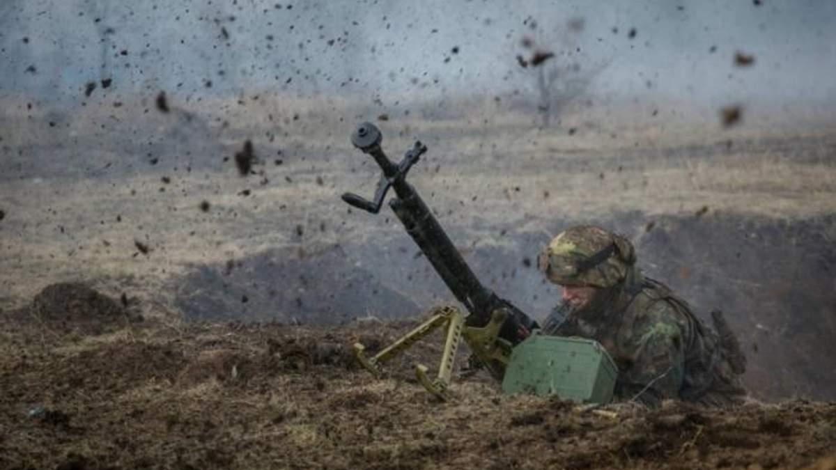 Возле Авдеевки идет ожесточенный бой, – штаб АТО