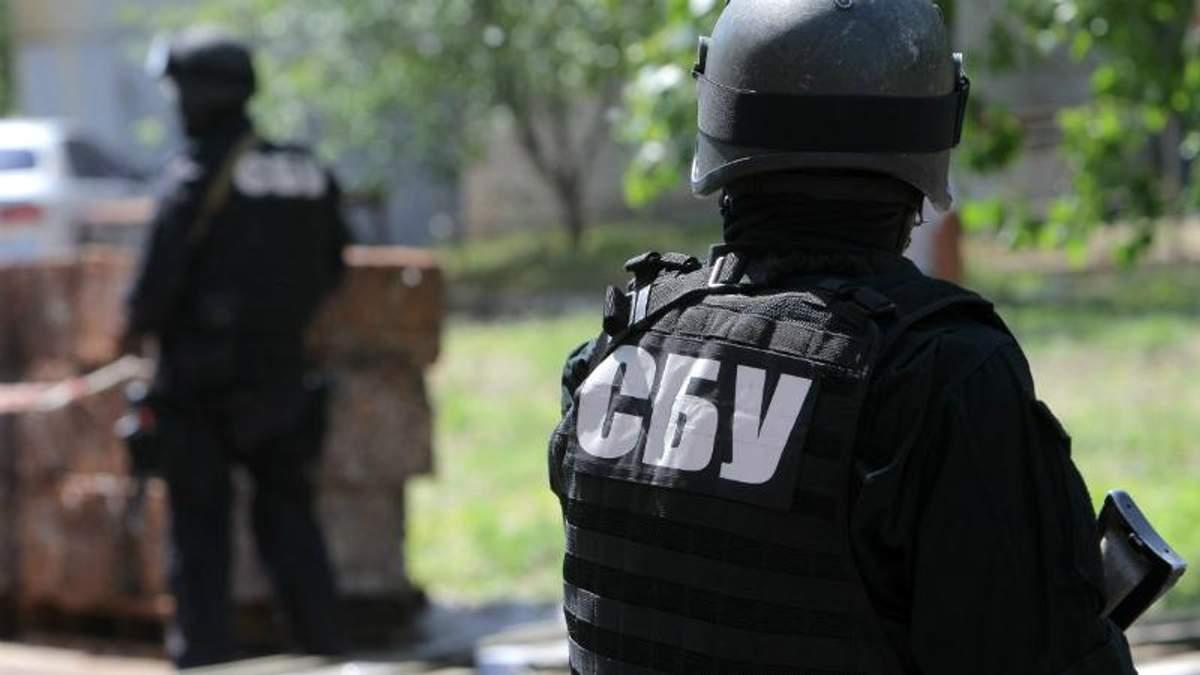 СБУ викрила зухвалу резидентурну мережу, яка готувала теракти і диверсії в Україні