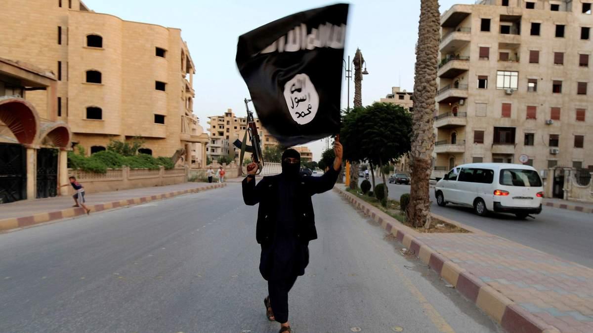 """Терорист """"Ісламської держави"""""""