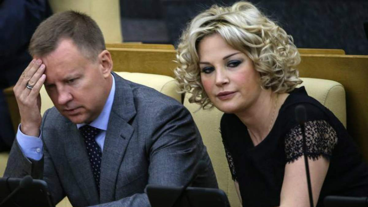 Максакова свого часу теж була депутатом Держдуми Росії
