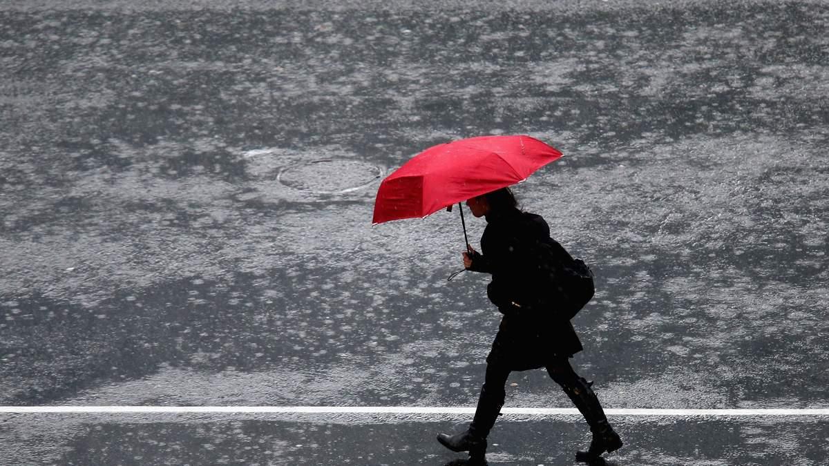 В Украине будет дождливо