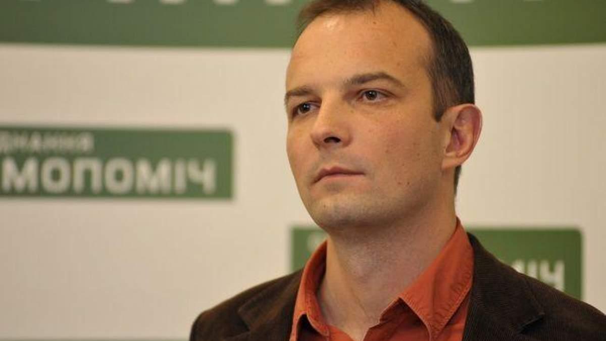 Закон о е-декларировании противоречит сам себе, – Соболев