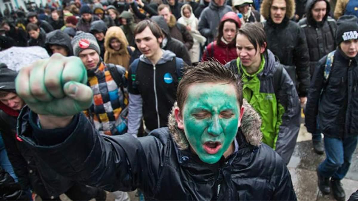 """Я дрібна сошка, але і зародок соціуму, – """"старшокласники"""" про мітинги в Росії"""