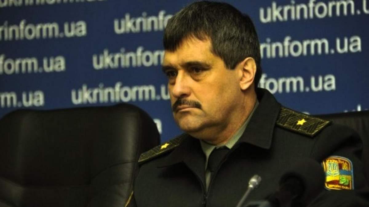 Крісло вже хитається: чому справа генерала Назарова є принциповою для влади
