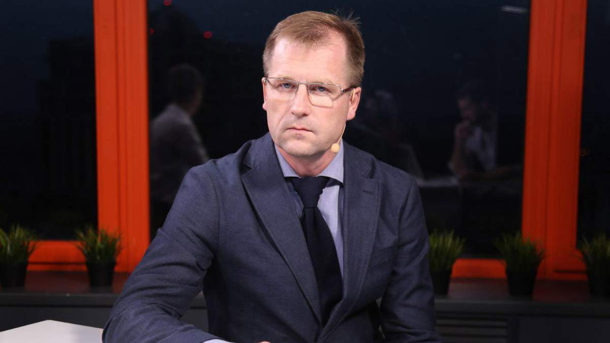 Заступник голови НАЗК Руслан Радецький