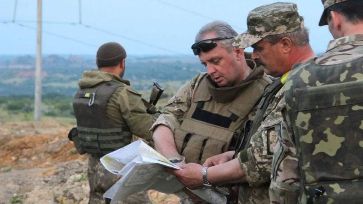 Юные воины АТО не хотят уходить с фронта, даже по просьбе начальника Генштаба