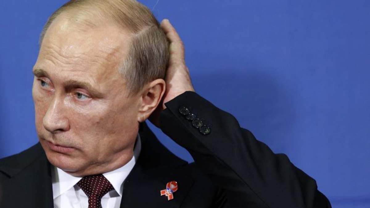 Путин совершил государственный переворот ещё 6 лет назад