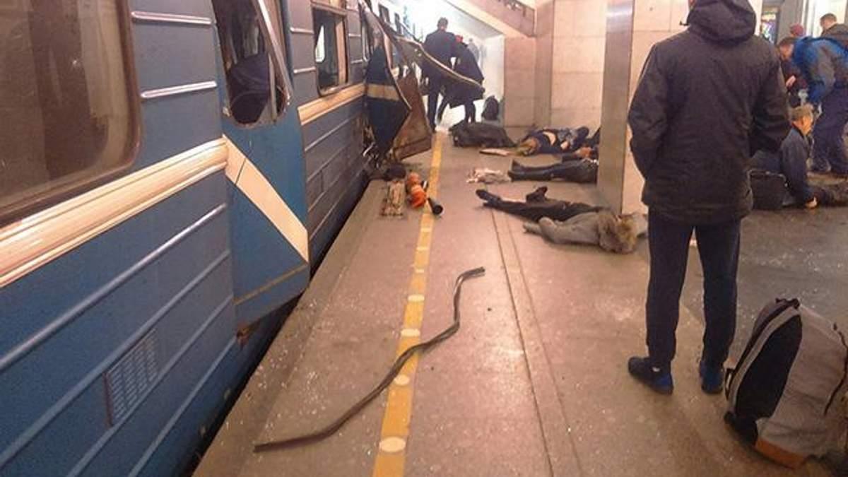 В Петербурге усилили безопасность в аэропорту и на вокзалах