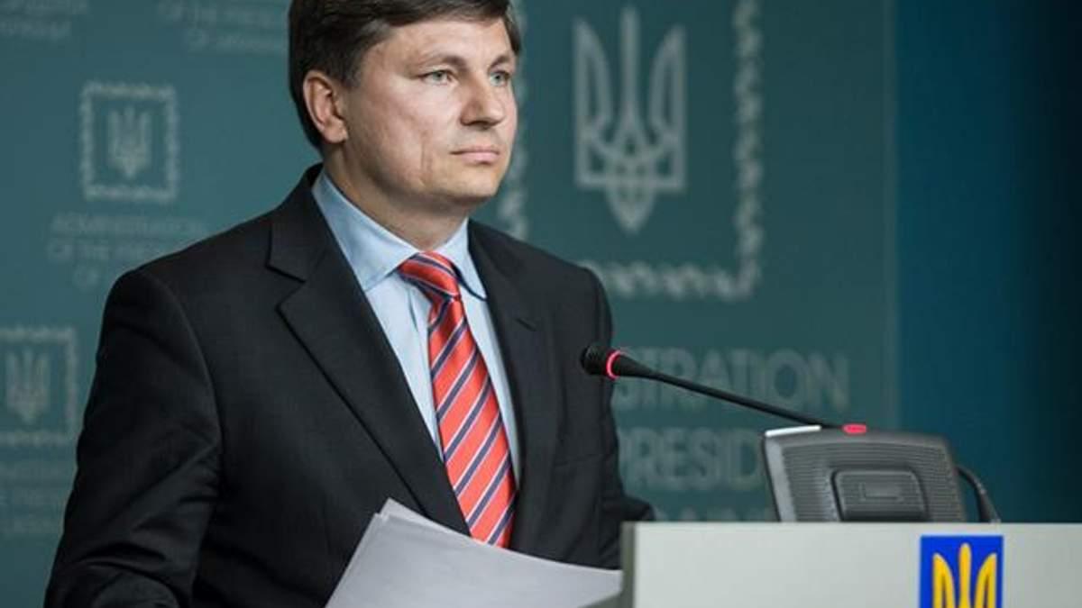 Герасимов озвучив свої завдання на посаді  голови фракції БПП
