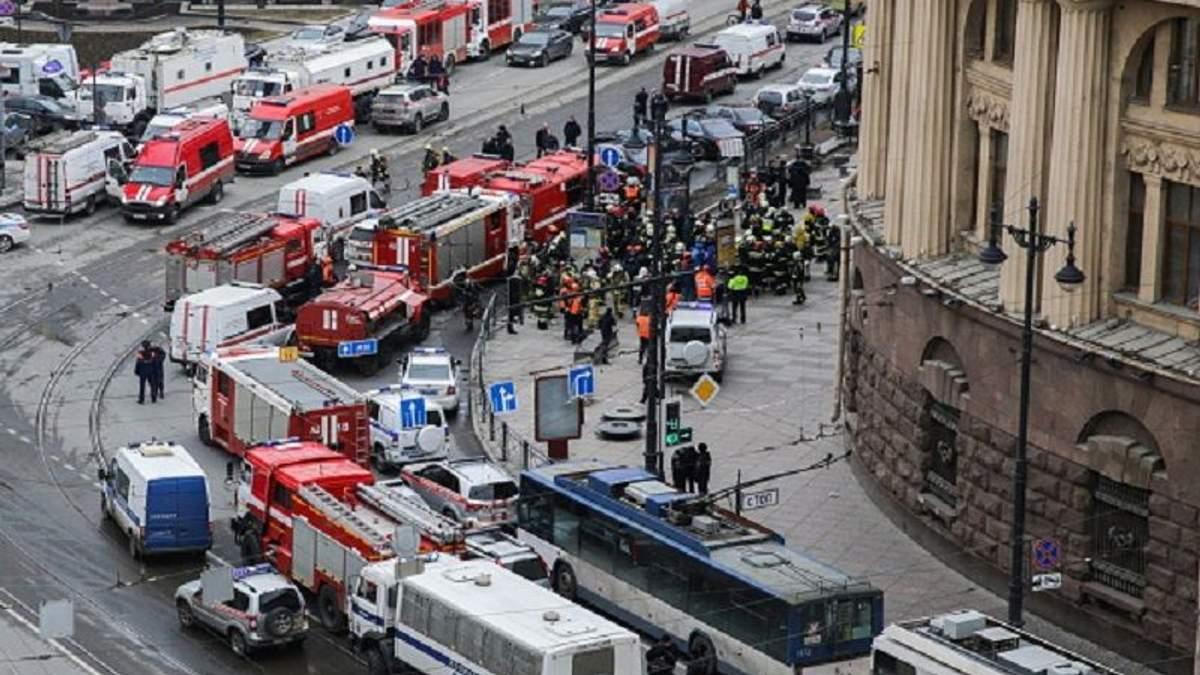 Из-за теракта в Санкт-Петербурге разыскивают двух людей