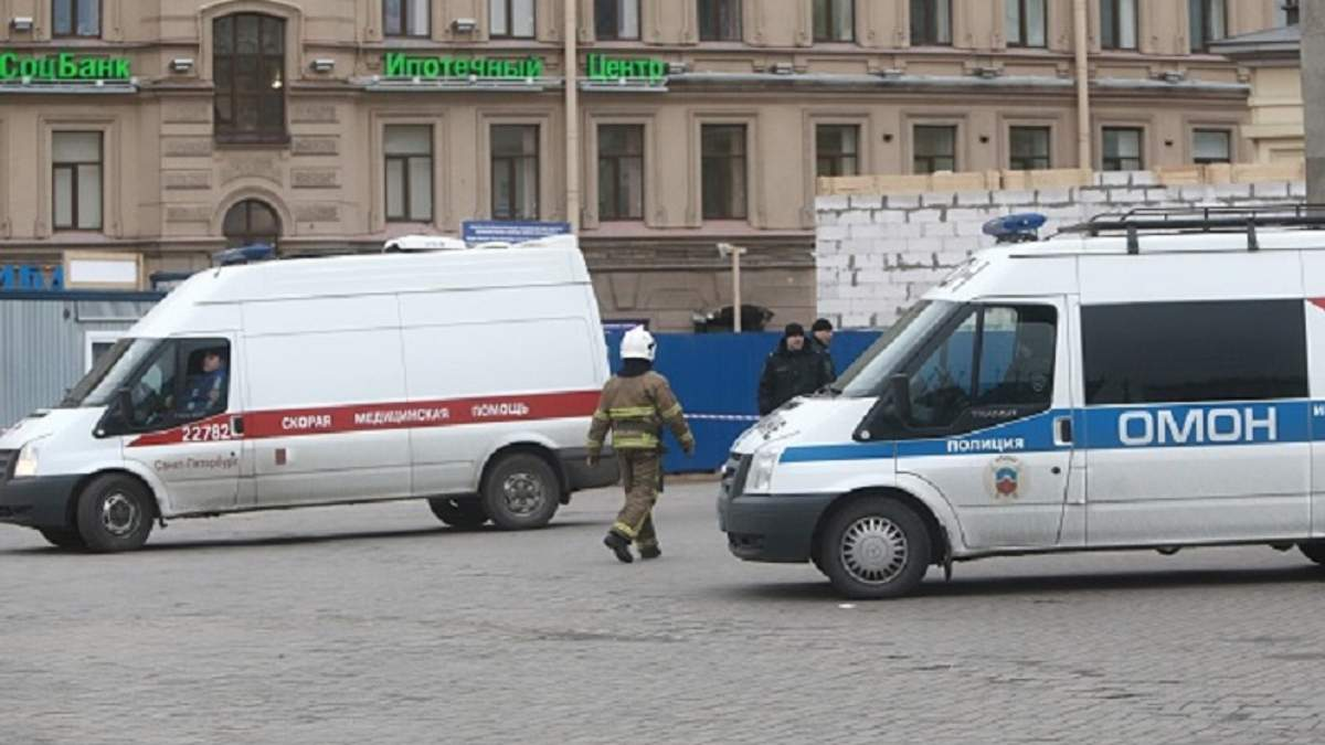 Теракт у Санкт-Петербурзі здійснив смертник, – ЗМІ