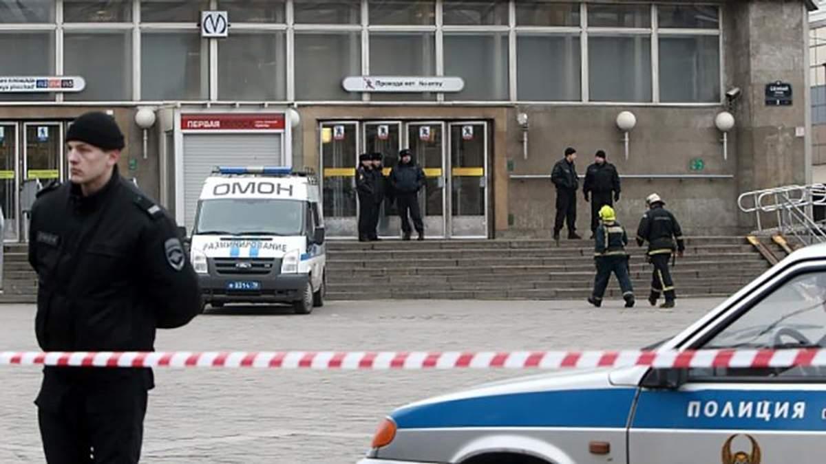 Правоохоронці на місці інциденту