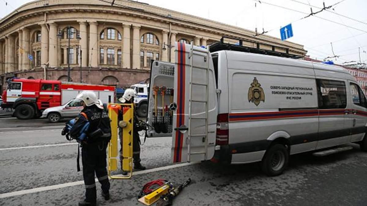Теракт у Санкт-Петербурзі: серед постраждалих є іноземці