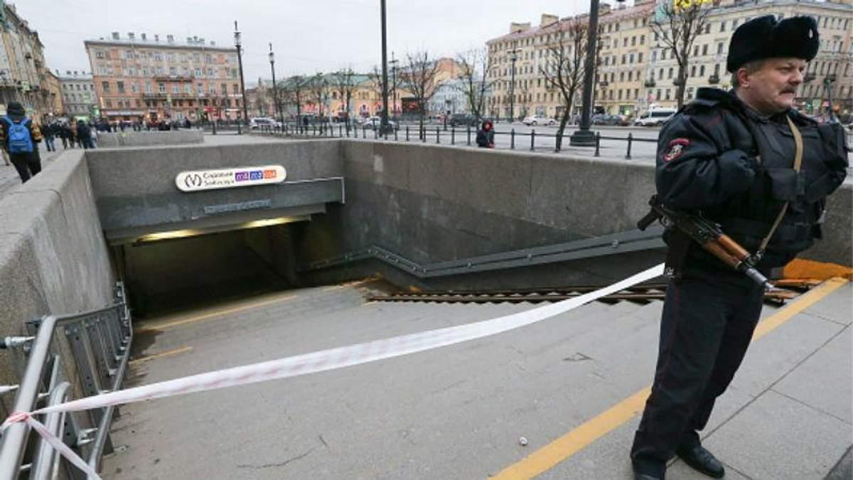 Российские следователи установили личность пассажира, совершившего теракт в метро