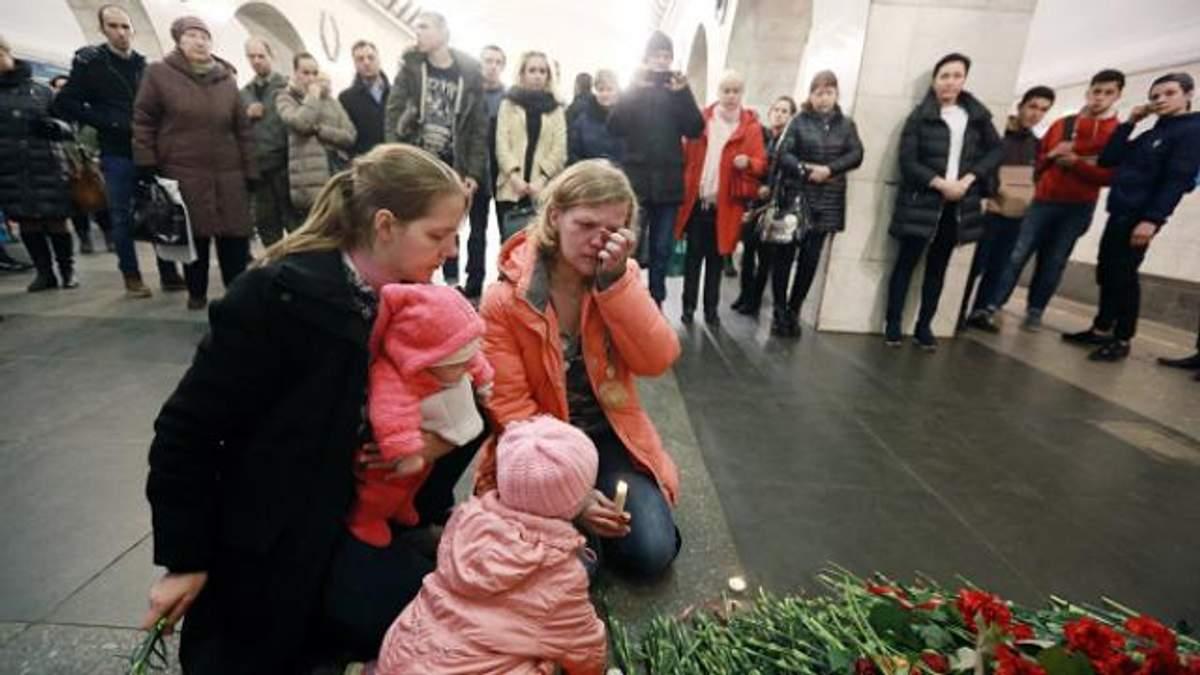 Стали известны имена погибших в петербургском метро: самому младшему было 17