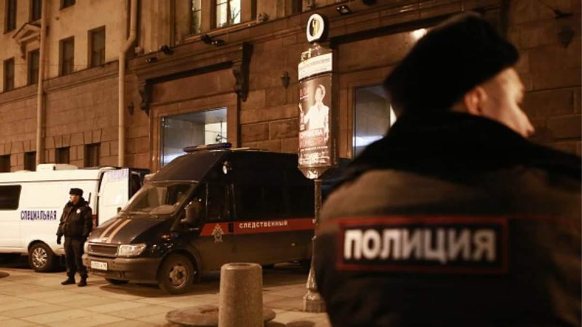 В России рассматривают новую странную версию взрыва в петербургском метро