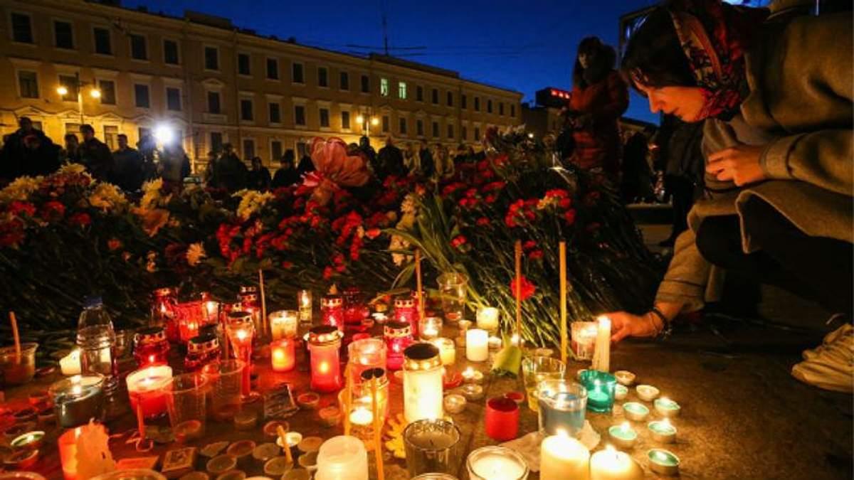 Теракт в Петербурге: установили личности еще двух погибших в результате взрыва