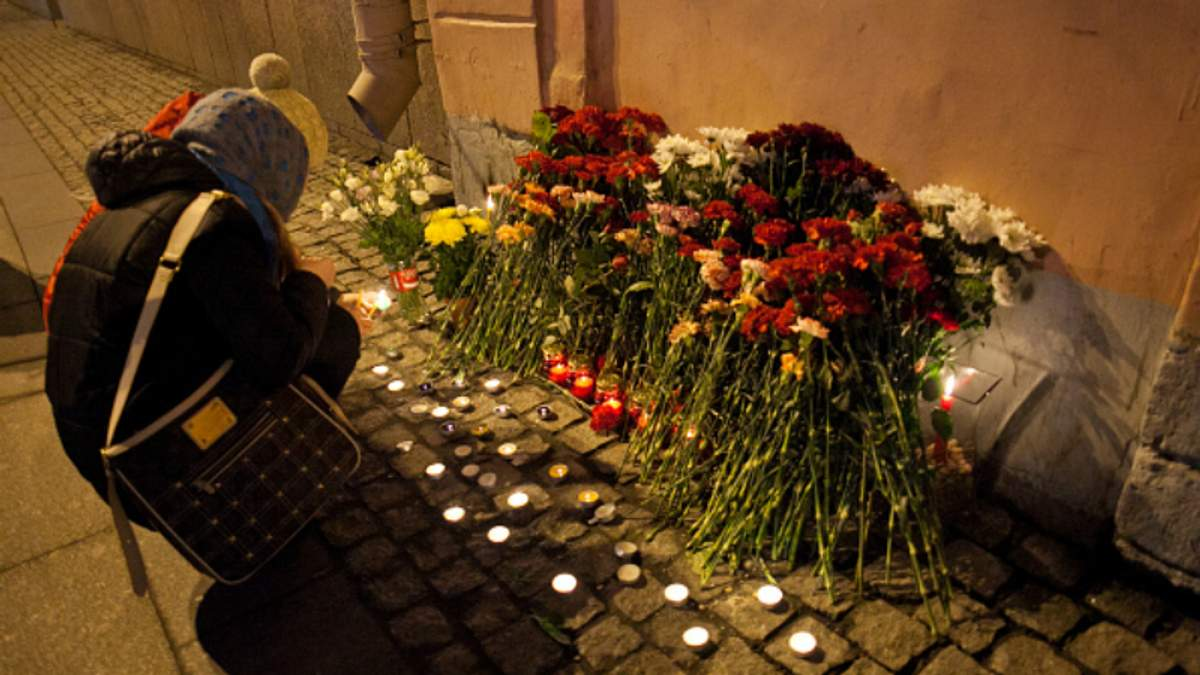 После взрыва в Петербурге задержали вербовщиков террористов