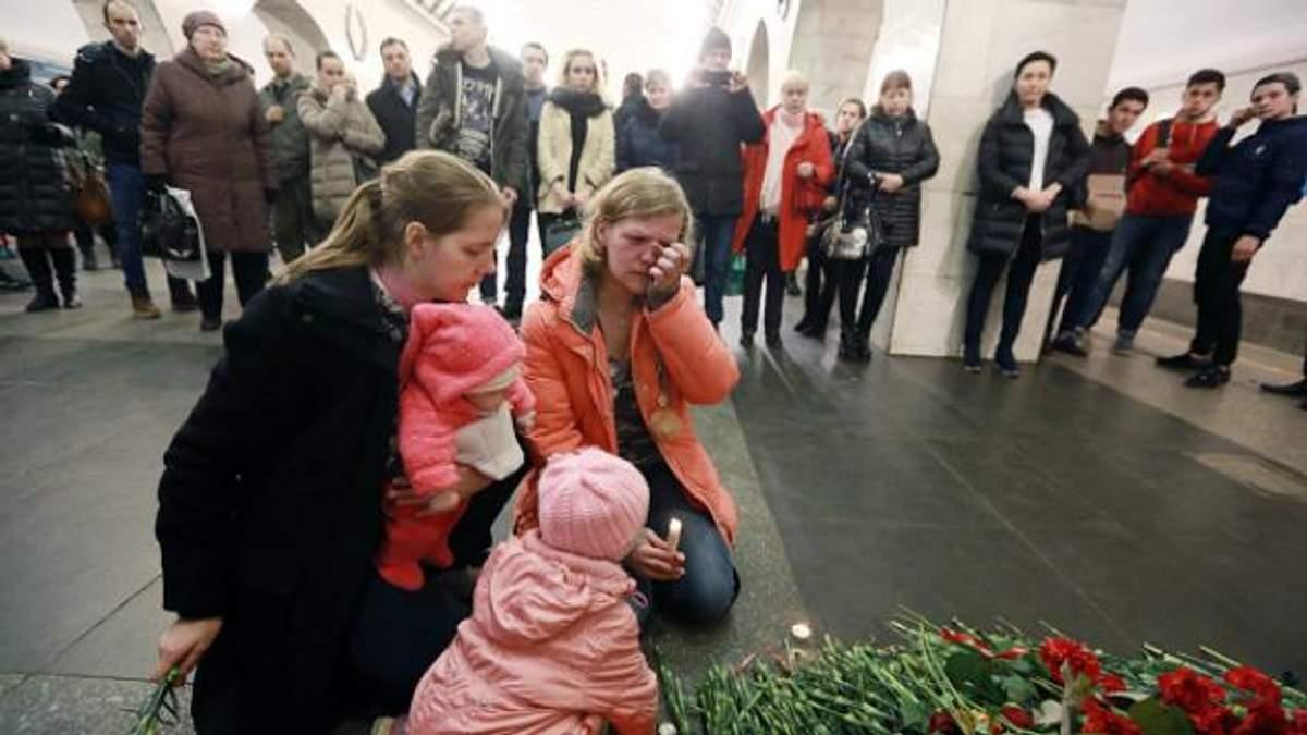 Вибух у метро Санкт-Петербурга: ДНК-експертиза встановила особу терориста