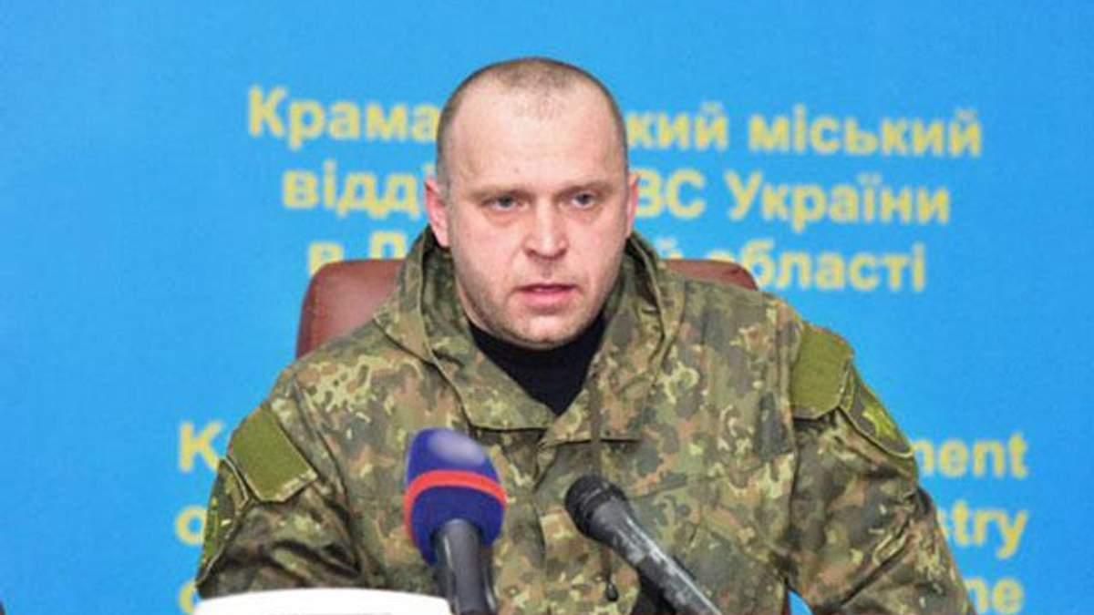В сепаратизмі запідозрили поліцейського, який отримав нагороду від Порошенка