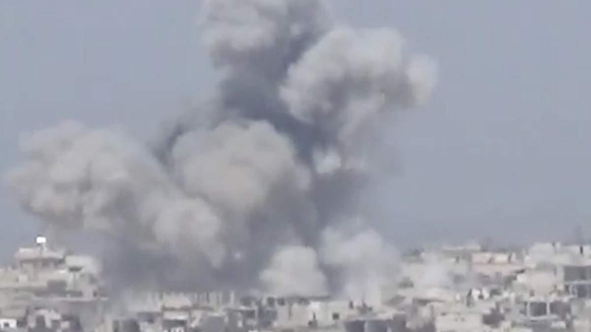 Вторая смертельная химическая атака поразила Сирию, – СМИ