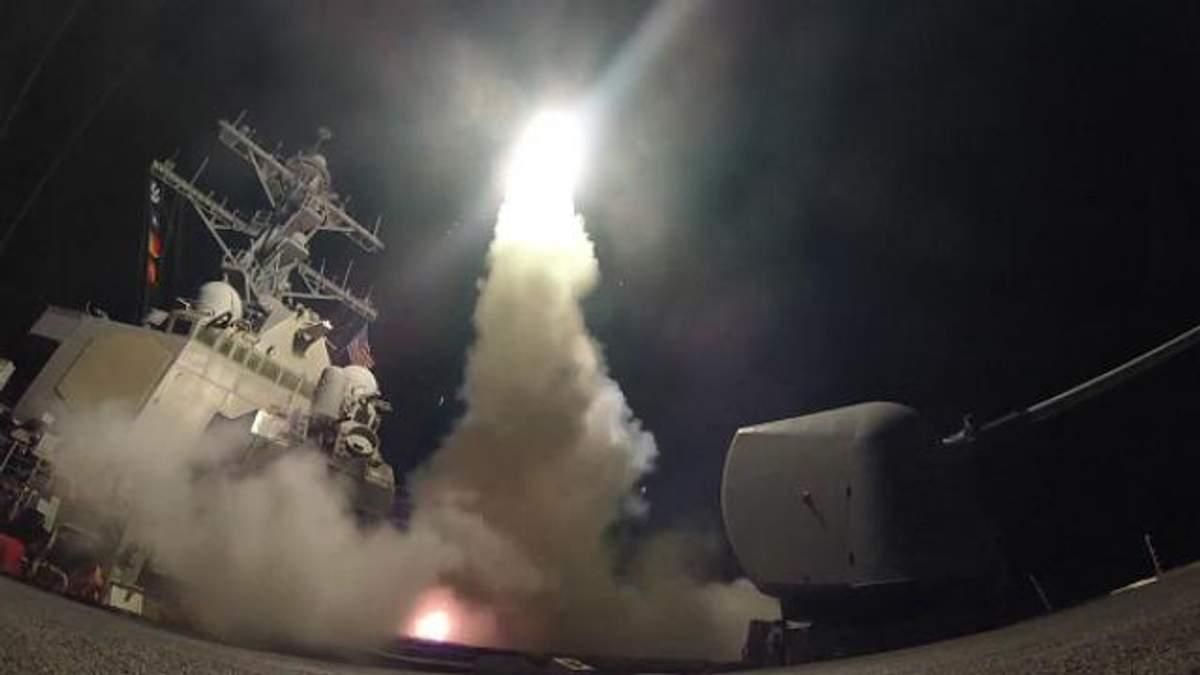 Удар по Сирії: втрати внаслідок ракетного удару США - Телеканал новин 24