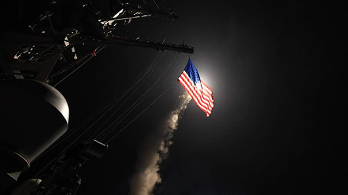 Сирія з Росією узгодять відповідь на ракетний удар США по авіабазі