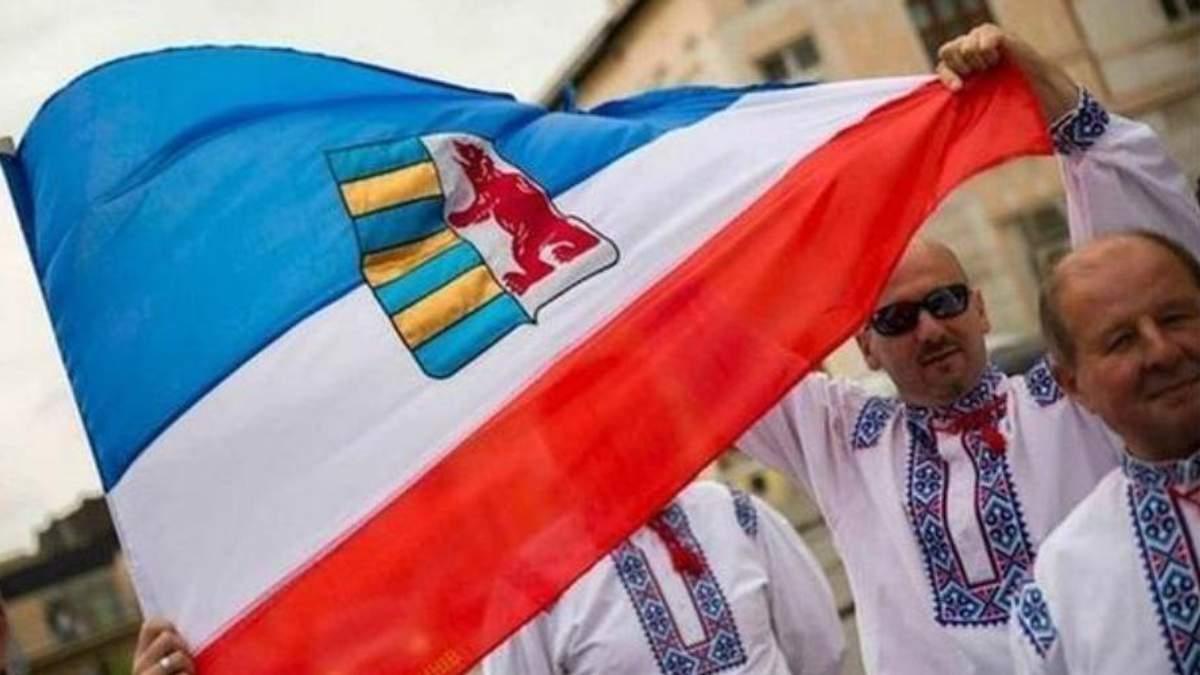 Подкарпатская республика: судьба сепаратистского проекта