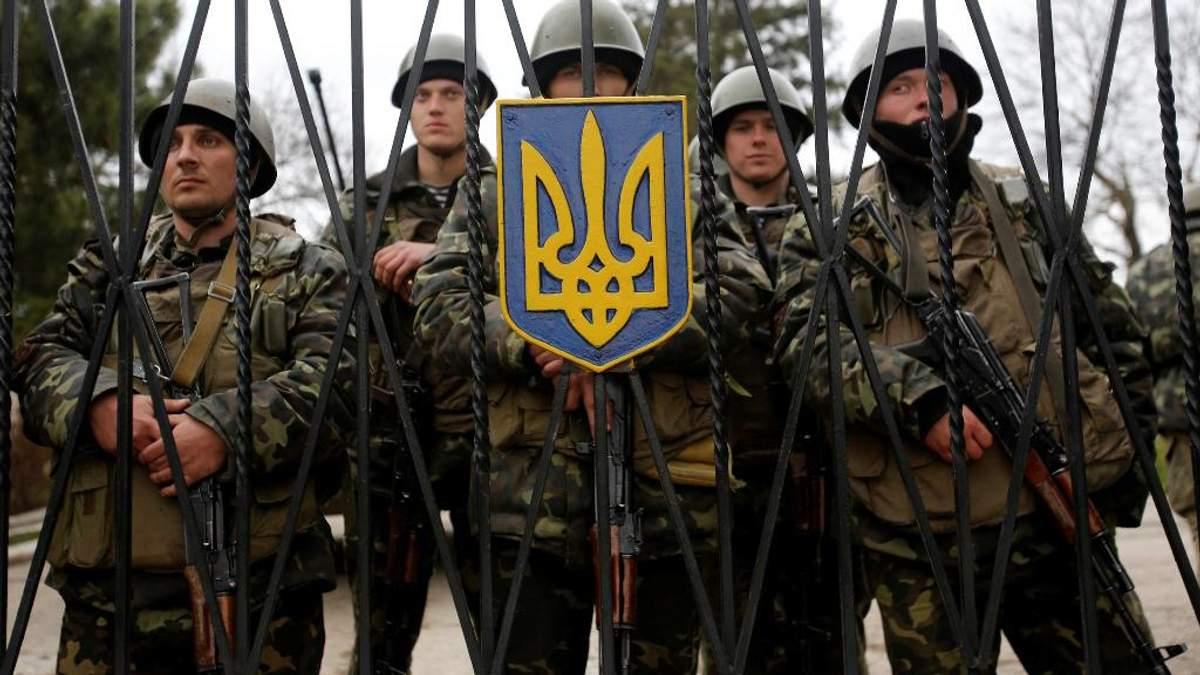 Как Украине не удалось спасти Крым в 2014 году: Муженко обнародовал подробности