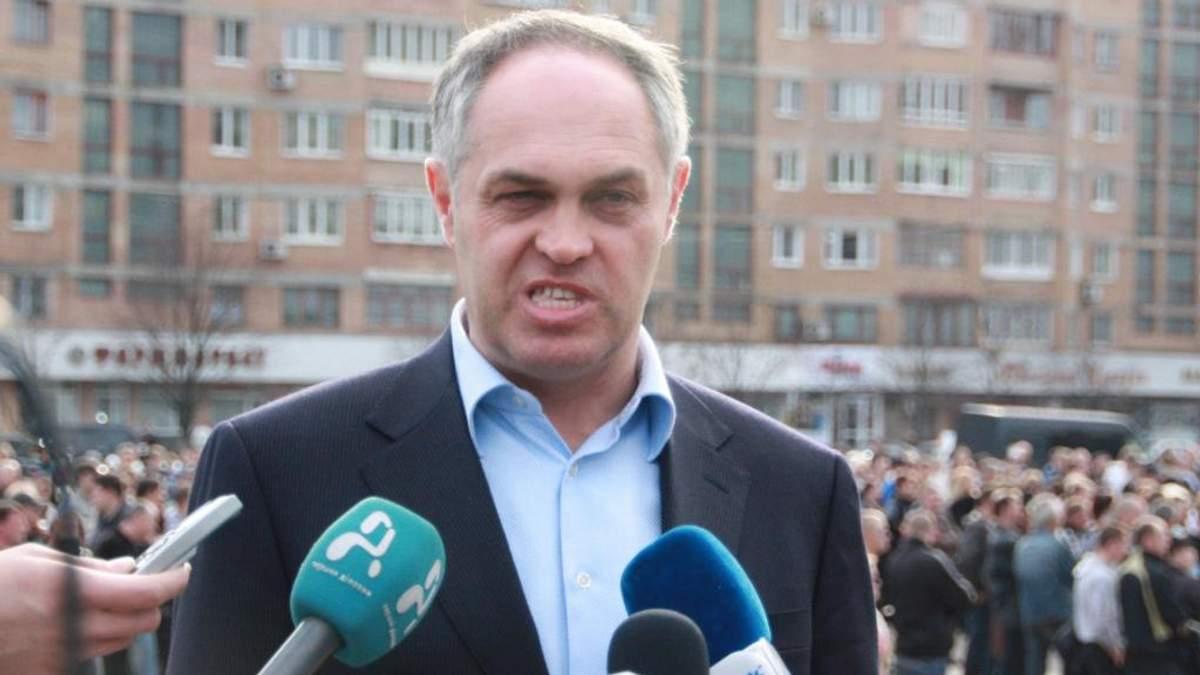 Народный депутат перед праздниками охлаждался в оккупированном Крыму