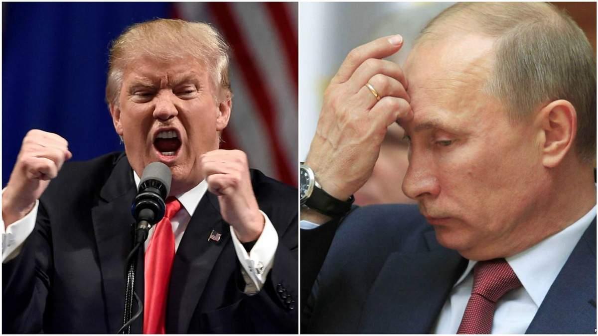 У Трампа заявили, что пришло время для жестких переговоров с Россией