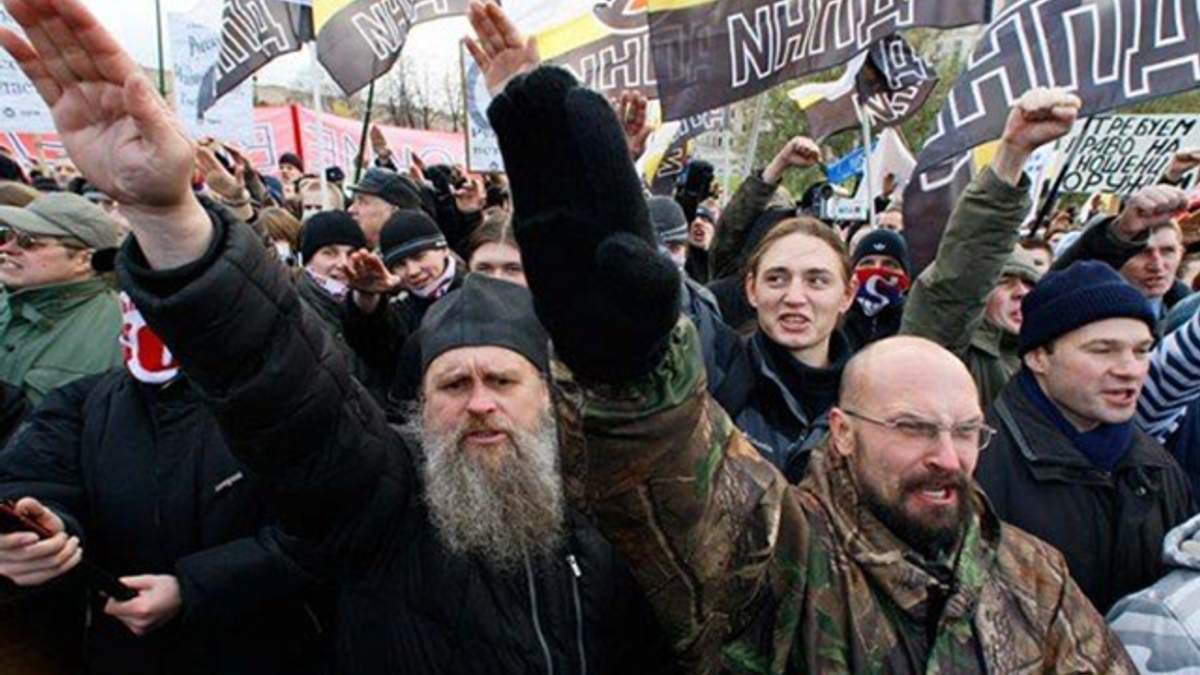 В лабиринтах сознания русского фашизма