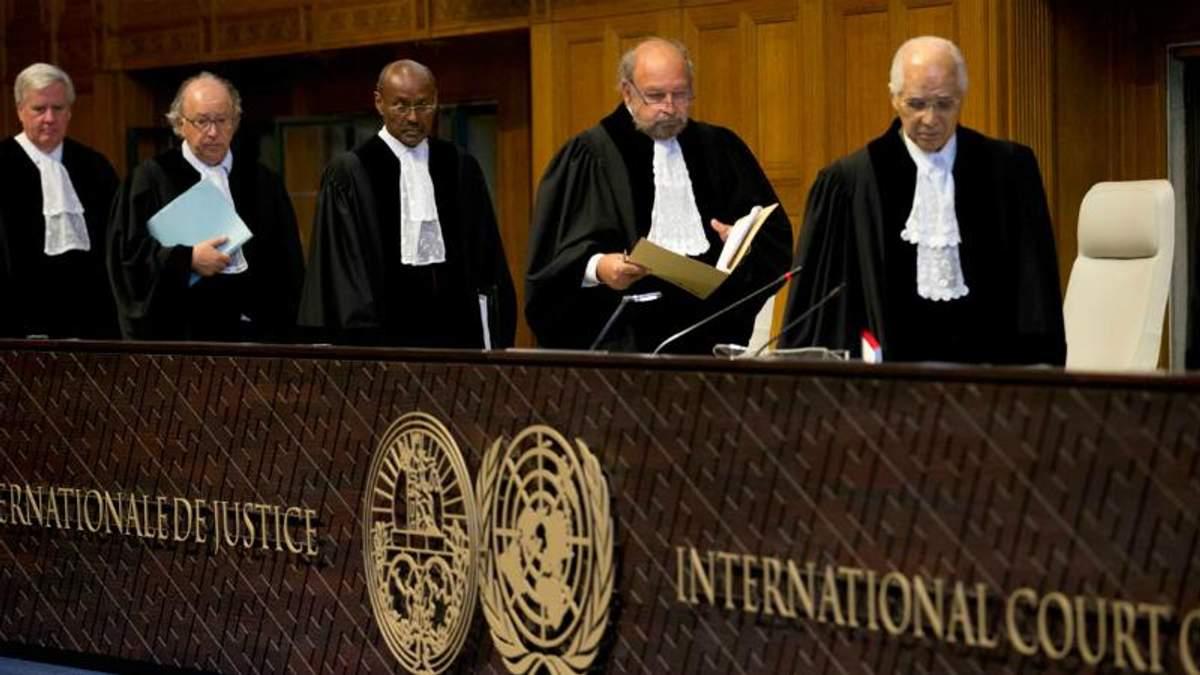 Суд в Гаазі погодився вжити заходів проти Росії, щоб захистити меншини в Криму