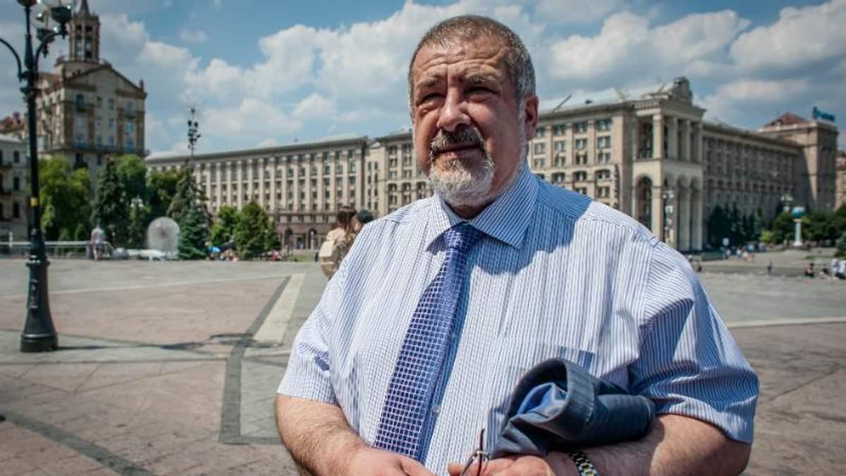 Чубаров небагатослівно відреагував на рішення суду ООН щодо кримських татар і Меджлісу