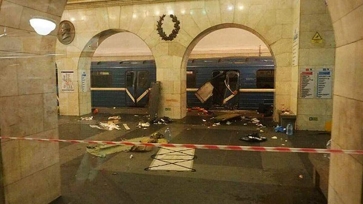 Теракты в Санкт-Петербурге финансировались из Турции, – суд