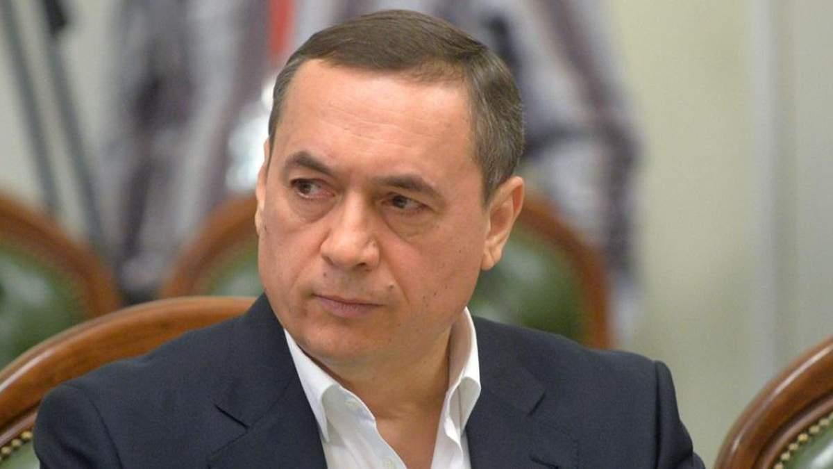 Холодницкий подробно разъяснил, почему задержали Мартыненко