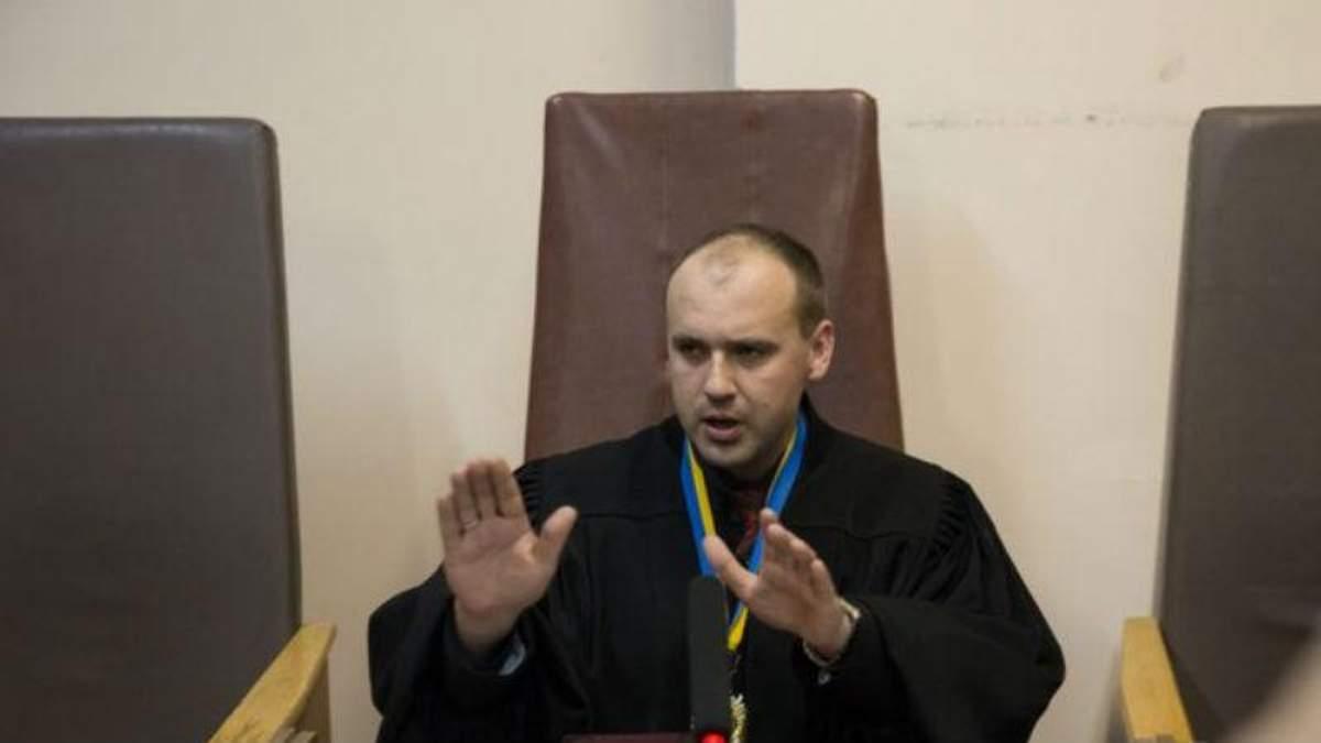 Справу Мартиненка буде розглядати одіозний суддя, який слухав справу Насірова