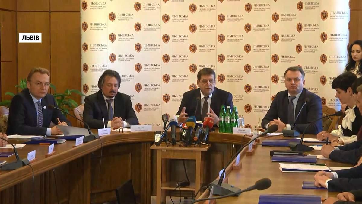 Во Львове подписали меморандум ради решения проблемы с мусором