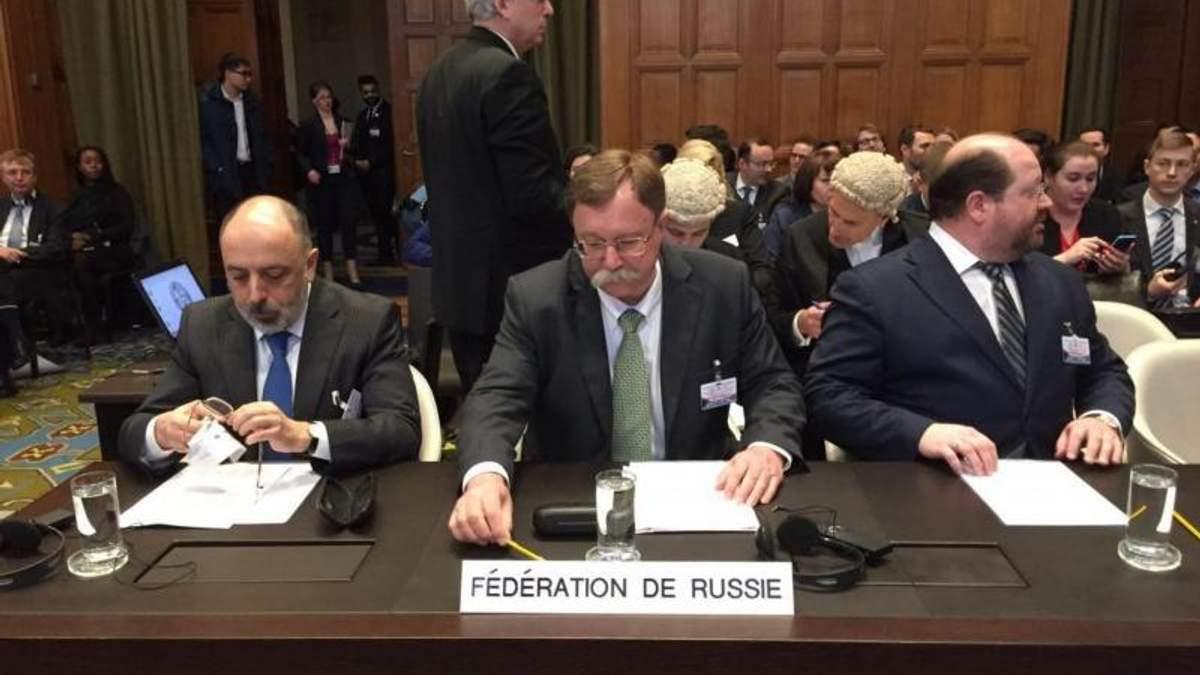 Что в Москве говорят о суде в Гааге