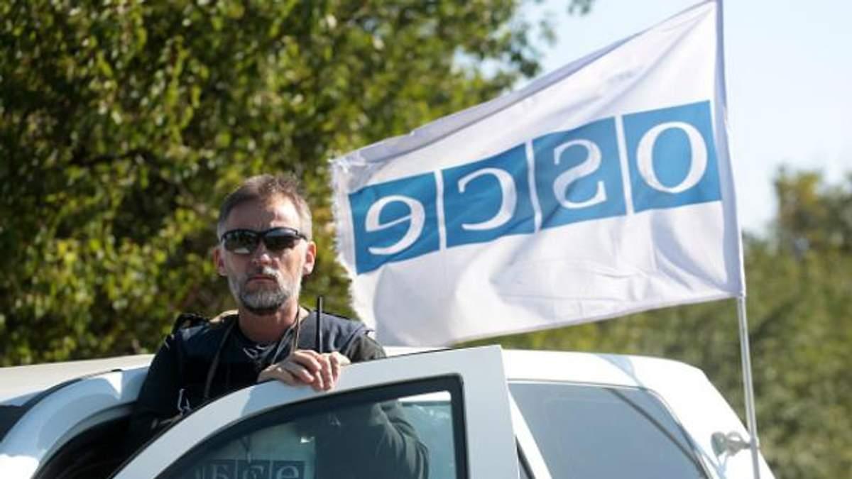 В ОБСЄ негайно відреагували на підрив спостерігачів на Донбасі