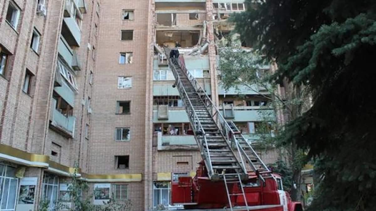 Луганськ здригнувся від потужного вибуху, – ЗМІ