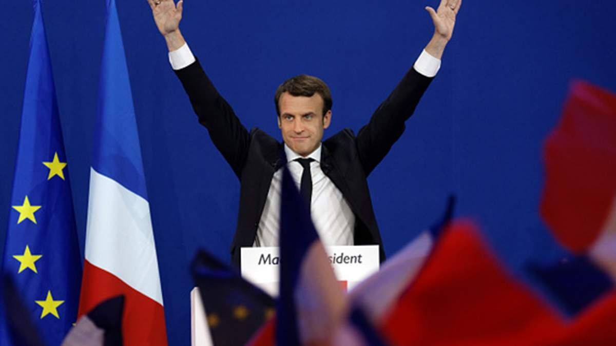 Хакеры российской разведки штурмовали штаб кандидата в президенты Франции – СМИ