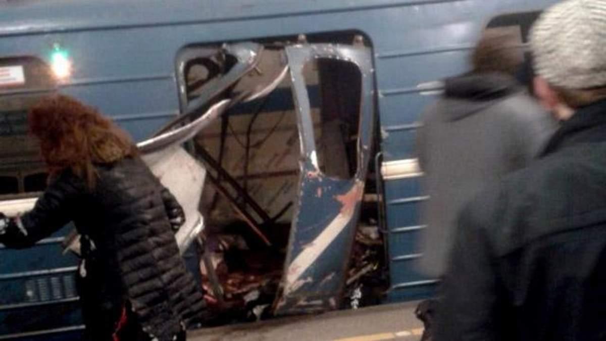 """За терактом у метро Санкт-Петербурга стоять терористи, пов'язані з """"Аль-Каїдою"""""""